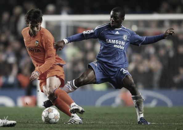 La historia del Valencia frente a Chelsea, Lille y Ajax