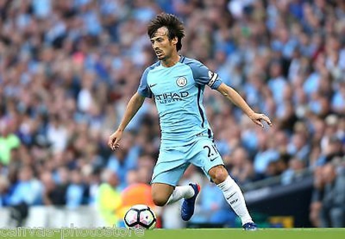 Why Silva must start ahead of Gundogan for City