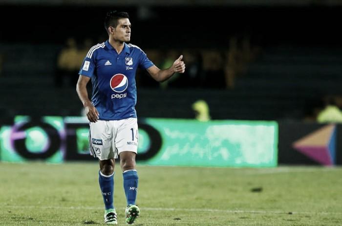 """David Silva: """"En Millonarios siempre hay presión"""""""
