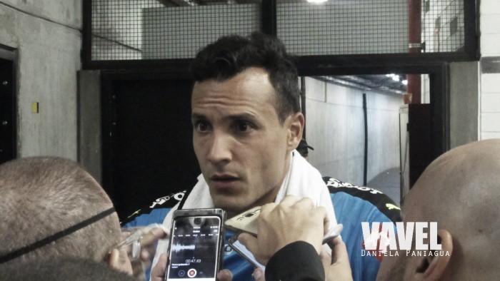 """David González: """"Queremos seguir en la parte alta"""""""