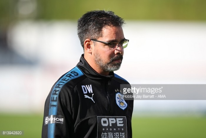 "David Wagner ""pleased"" with Huddersfield performance in 1-0 win over Accrington Stanley"