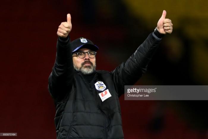 David Wagner hails a deserved result at Watford
