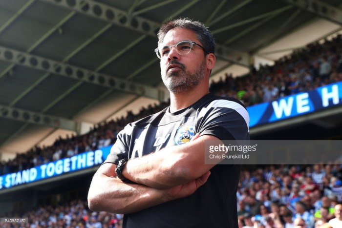 David Wagner nominated for Premier League Manager of the Month award
