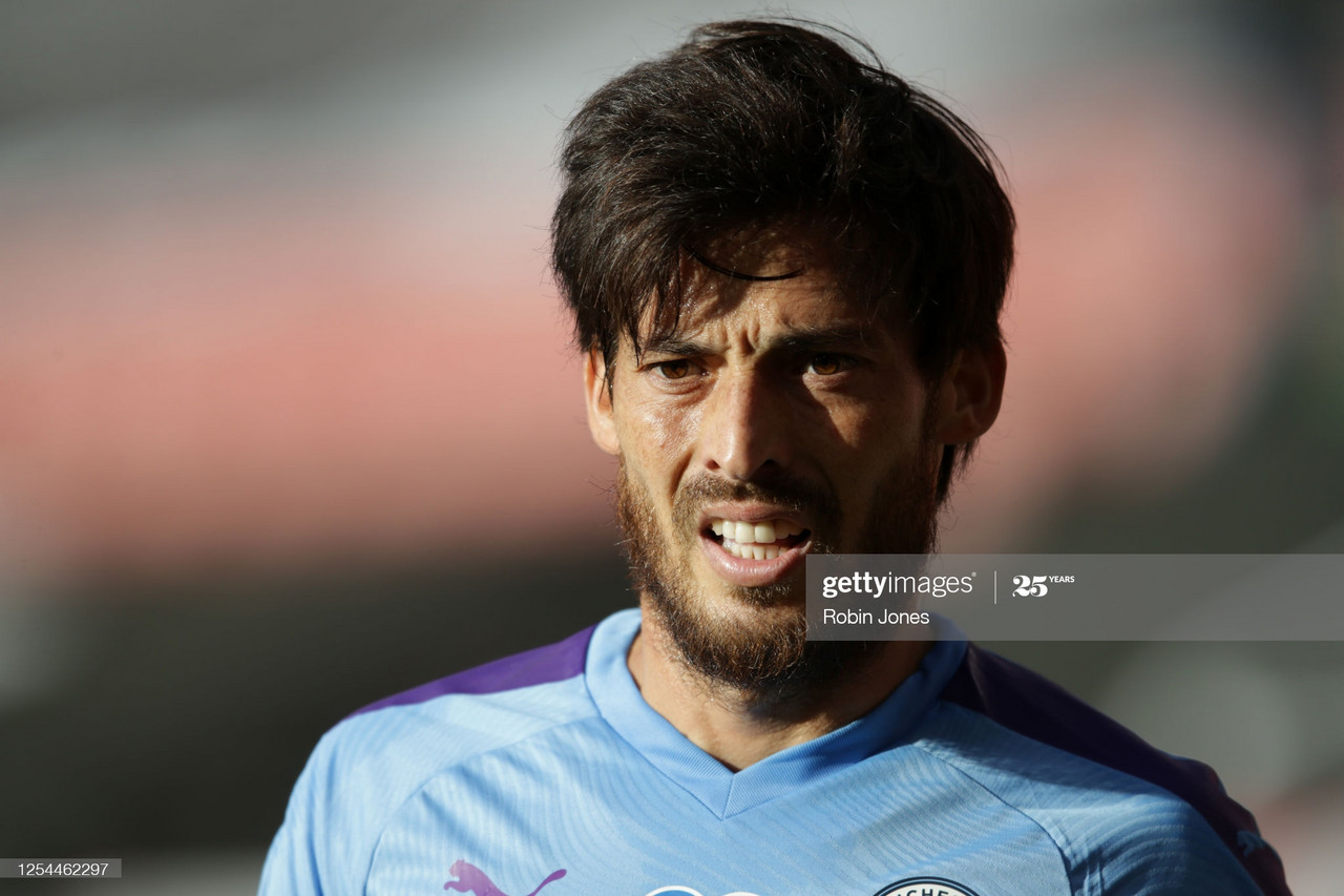 Will Manchester City be able to replace the magician David Silva?