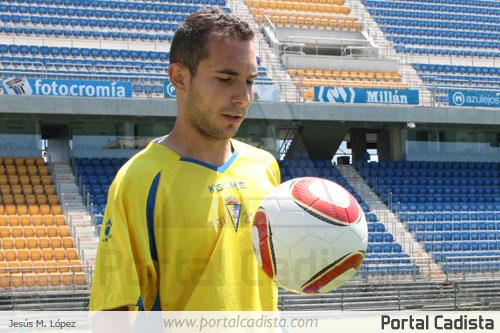 David Ferreiro, cedido al Racing de Santander
