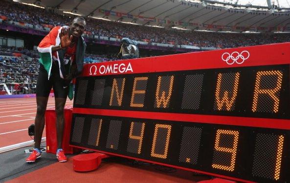 Récord del Mundo de David Rudisha y oro para Usain Bolt. Así lo vivimos