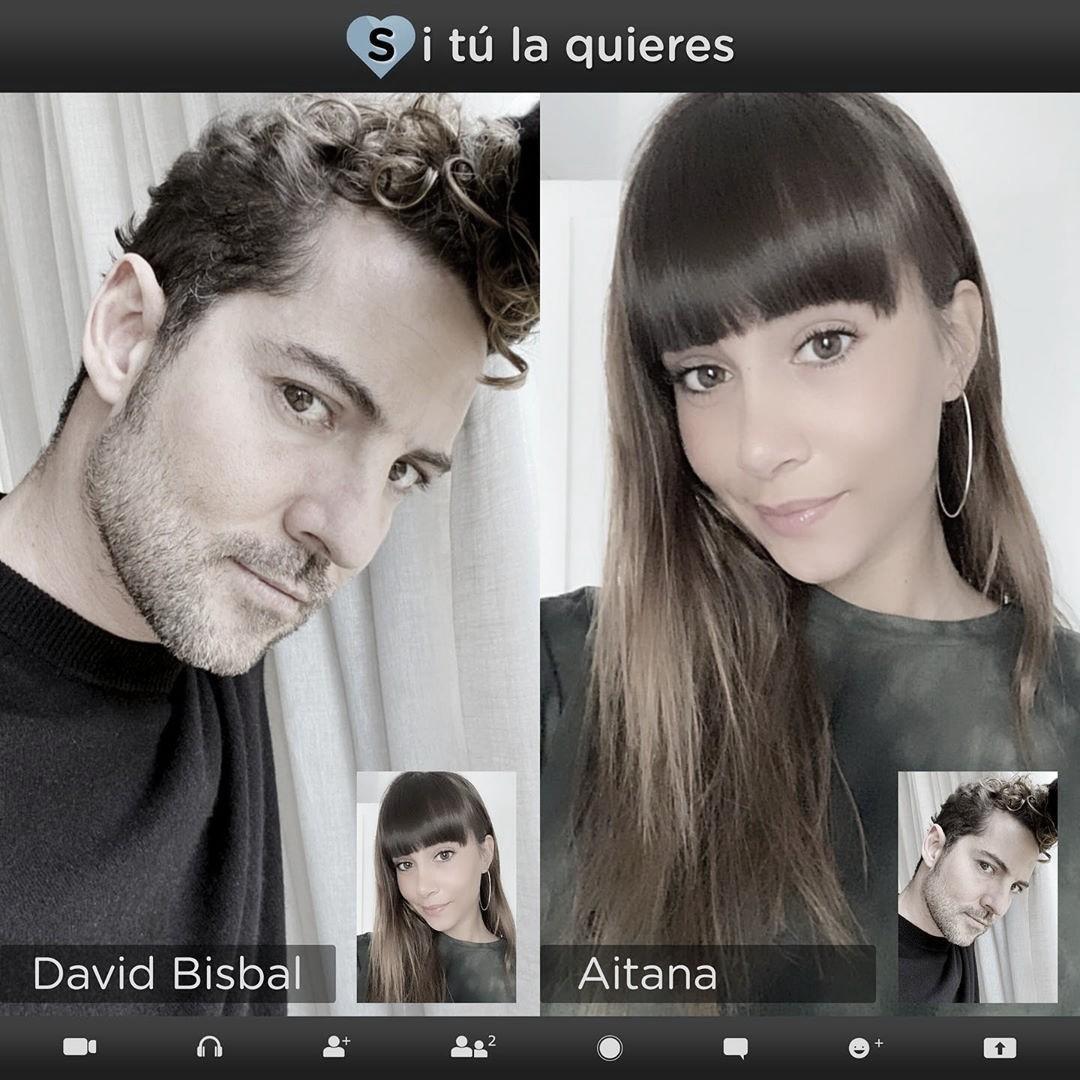 """Aitana se une a David Bisbal en """"Si tú la quieres"""""""