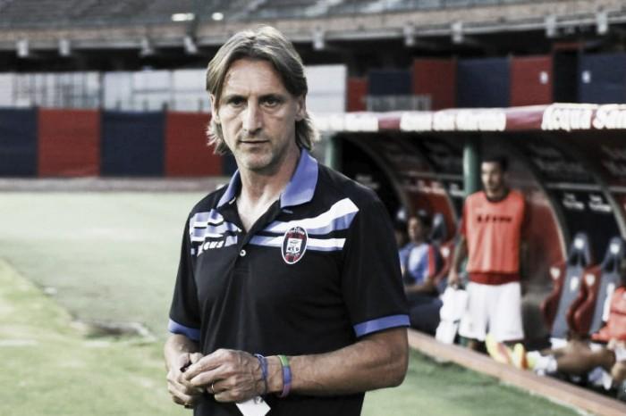 """Crotone, Nicola: """"Pensiamo solo a vincere"""""""