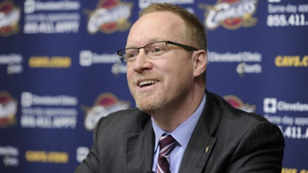 Is David Griffin The Real General Manager In Cleveland?
