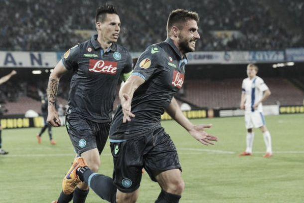 Napoli, obiettivo Varsavia: col Dnipro per conquistare la finale