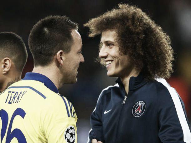 """David Luiz: """"Podemos clasificarnos"""""""