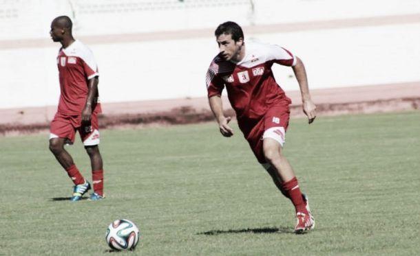 David Mendieta, séptimo refuerzo del Deportivo Cali