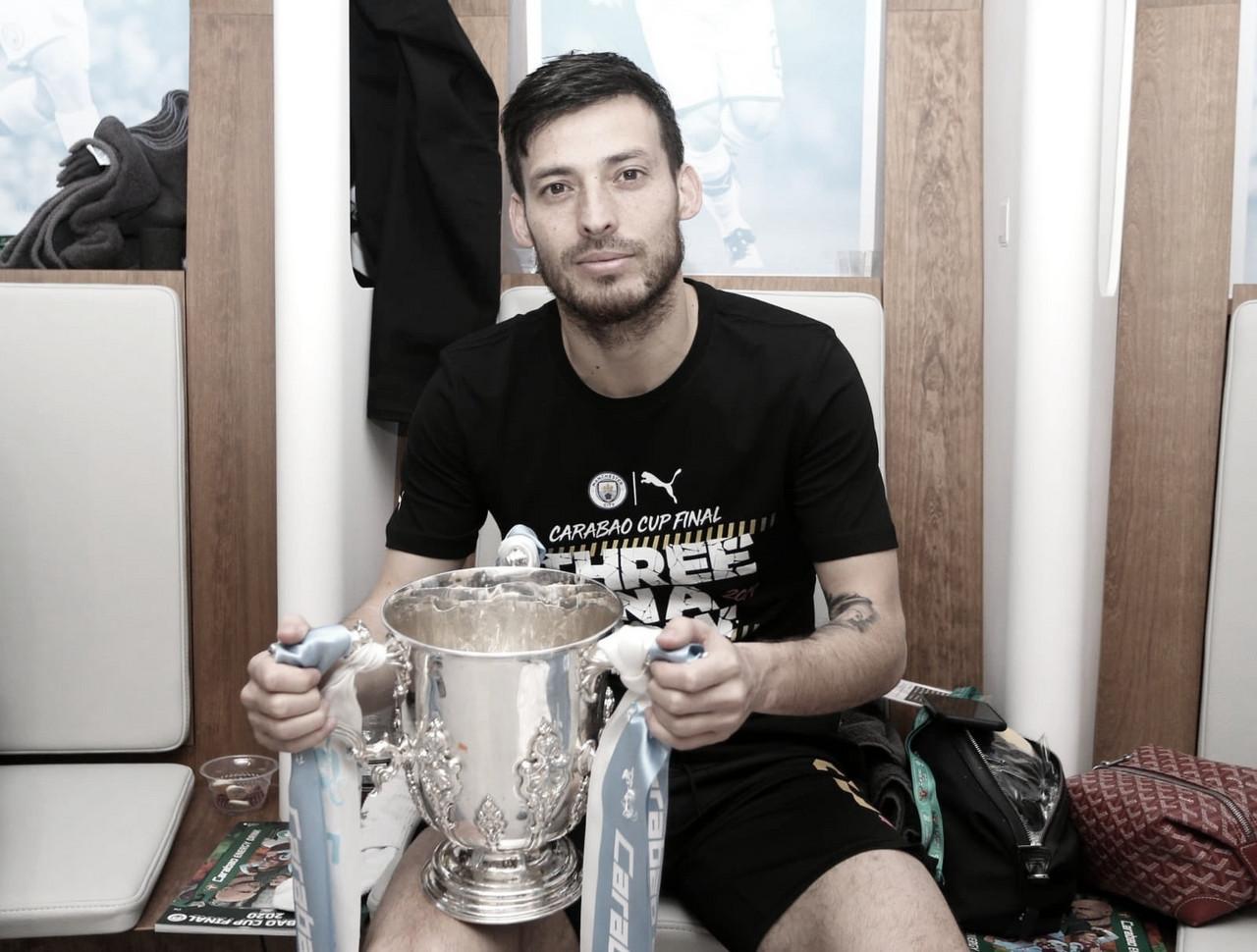 Real Sociedad surpreende e anuncia David Silva, ex-Manchester City