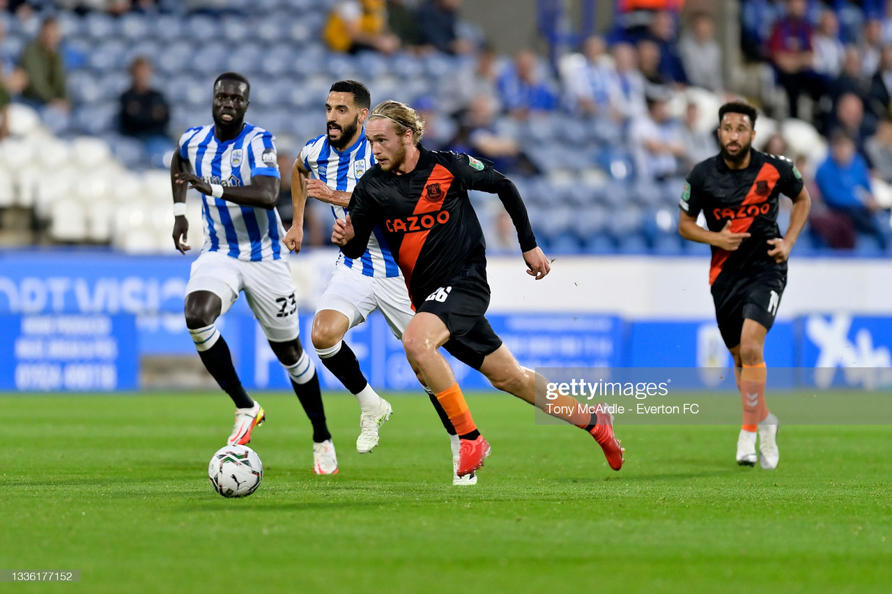 Huddersfield Town 1-2 Everton: Huddersfield player ratings in a spirited performance