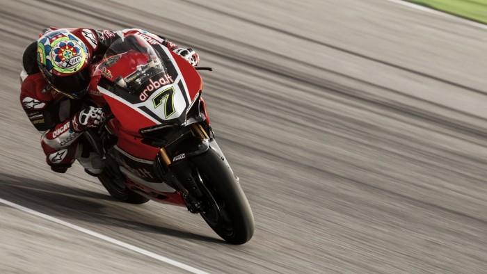 """Gigi Dall'Igna: """"Chaz Davies es un icono de Ducati"""""""