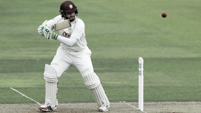 Somerset cap impressive week with signing of Surrey's Steven Davies