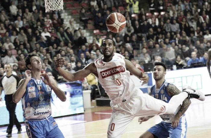 Serie A Beko: secondo turno di ritorno, Milano cerca la fuga