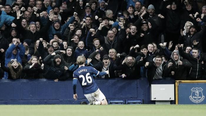 Premier League, l'Everton abbatte il City: 4-0 a Goodison Park