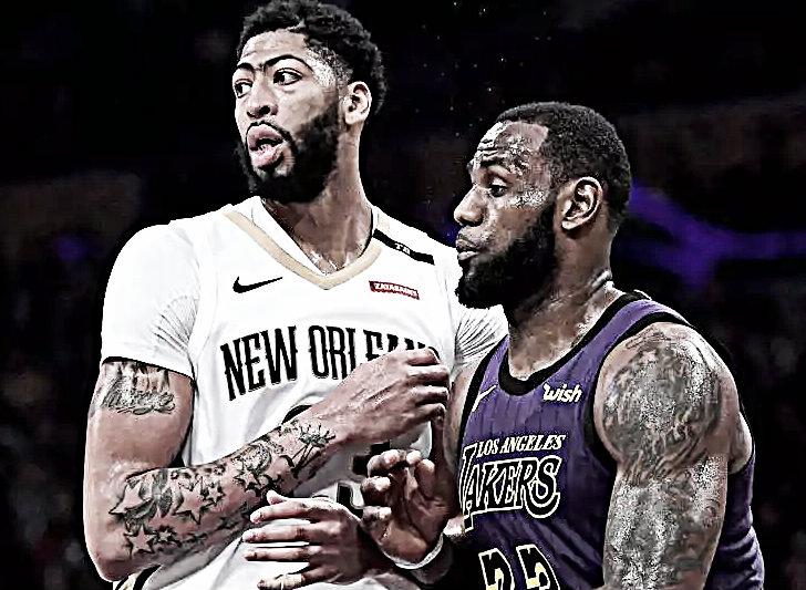 NBA Rumores: Davis entre Pelicans y Lakers