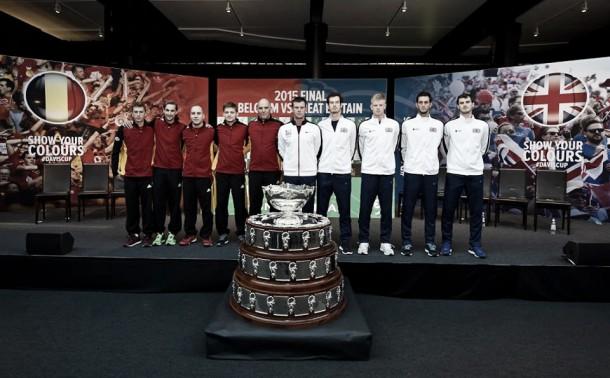 Davis Cup, il programma della finale. Apre il giovane Edmund, Bemelmans contro Murray