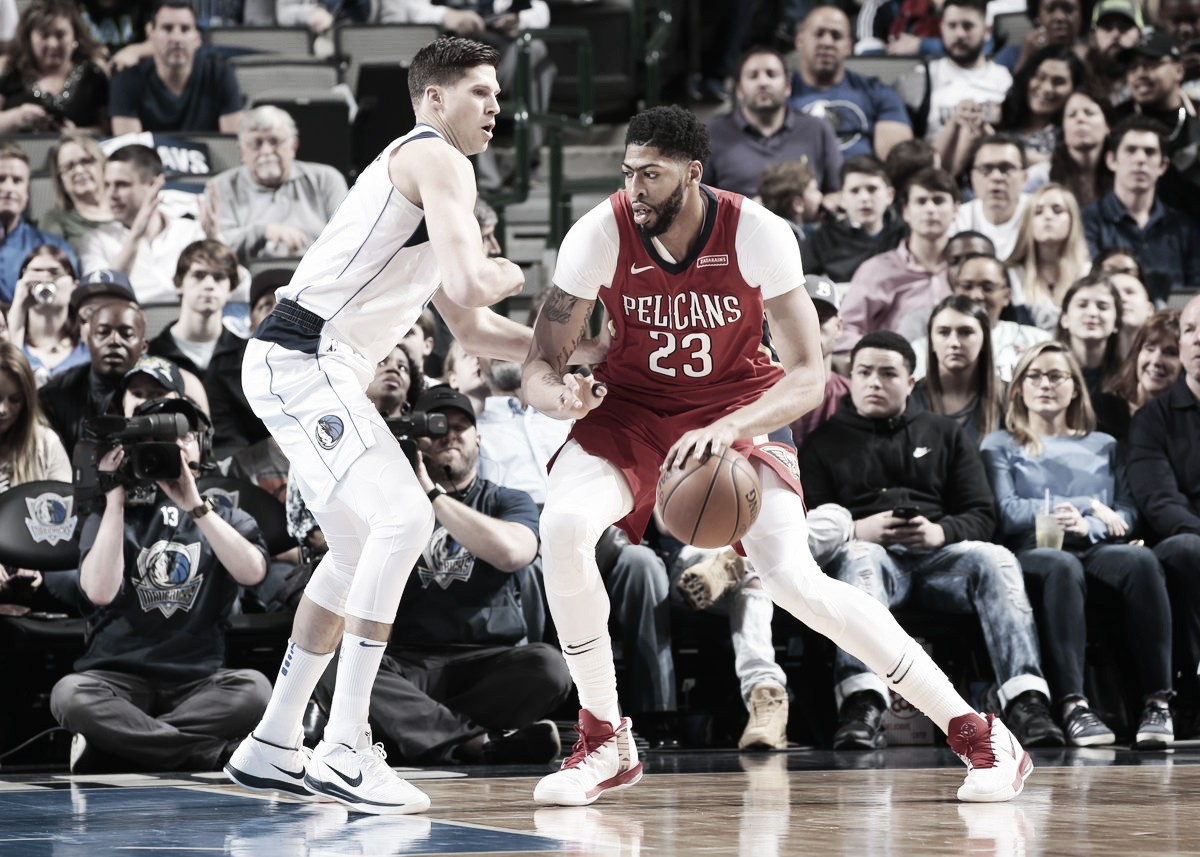 NBA - Il mese monstre di Anthony Davis: possibile outsider MVP?