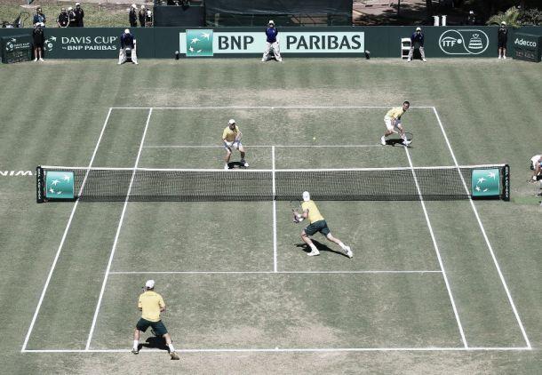 Coppa Davis, i Murray portano avanti la Gran Bretagna. Belgio e Argentina ok, l'Australia torna a sperare