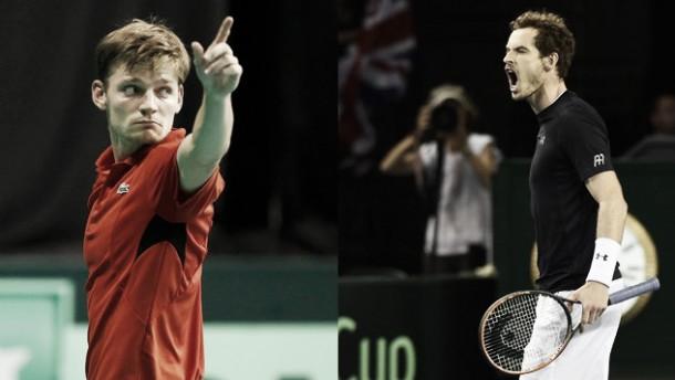 Davis Cup, i convocati di Belgio e Gran Bretagna per la finale