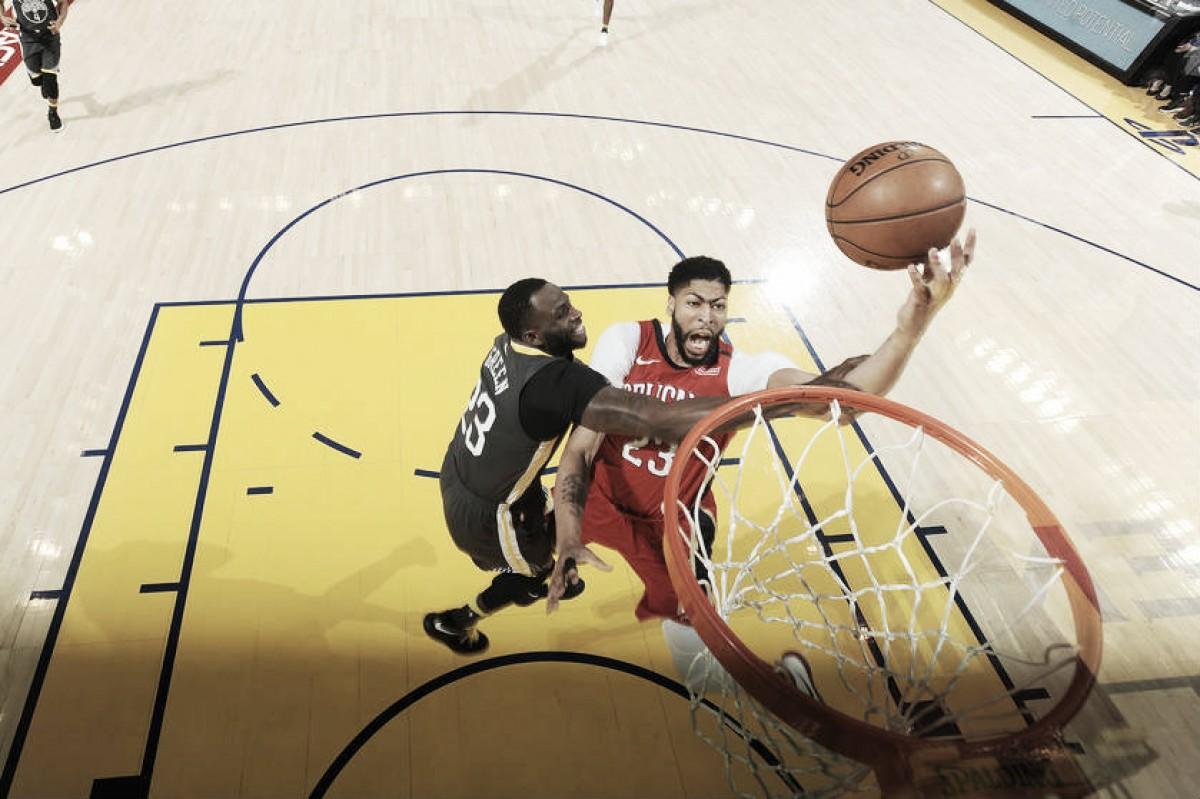 Resumen NBA: el Oeste 'arde'