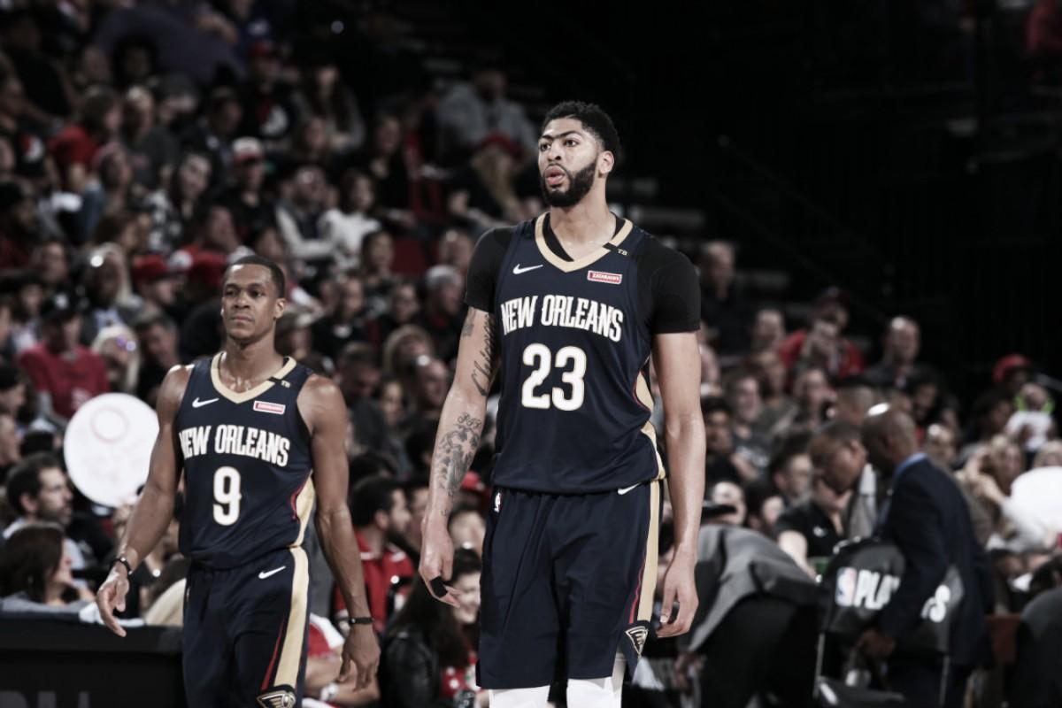 Resumen NBA: Llegaron los Playoffs