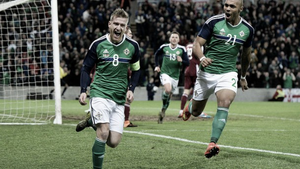 Northern Ireland 1-0 Latvia: Steven Davis' goal the difference in dire game