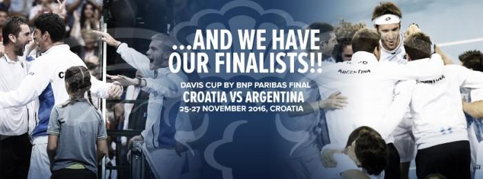 Final da Copa Davis: Croácia x Argentina - Análise do Confronto