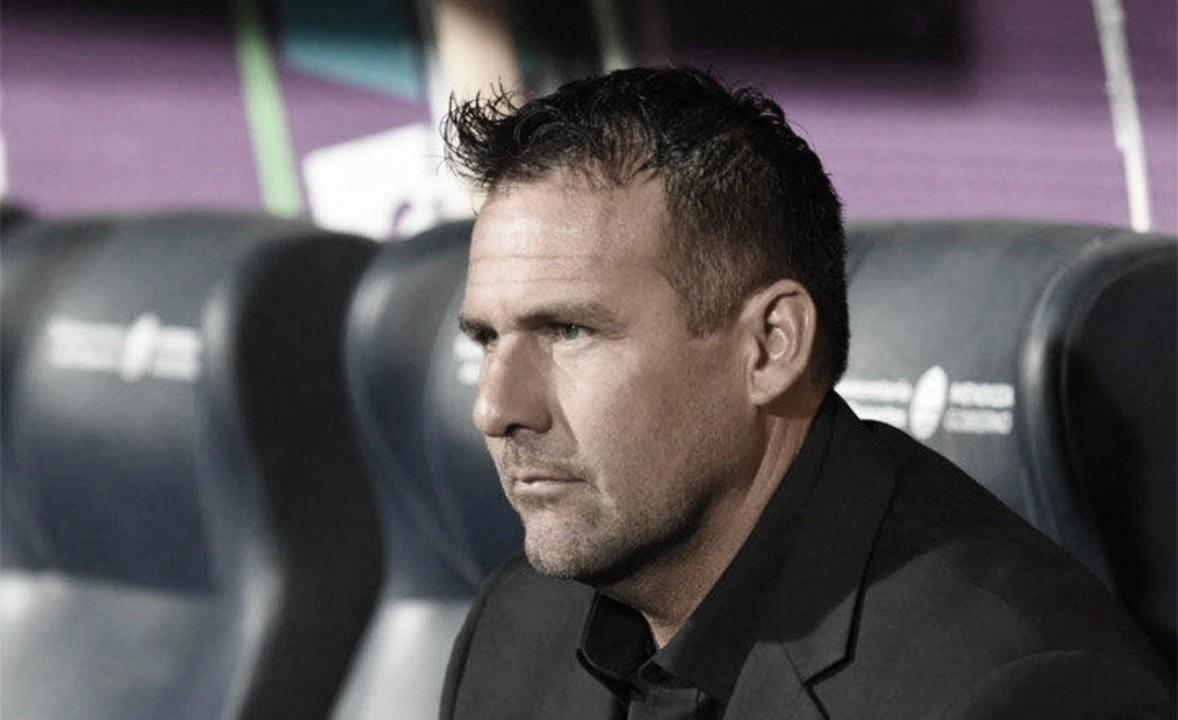 """Cristian Malaspina: """"Queremos renovarle por dos años más a Dabove"""""""
