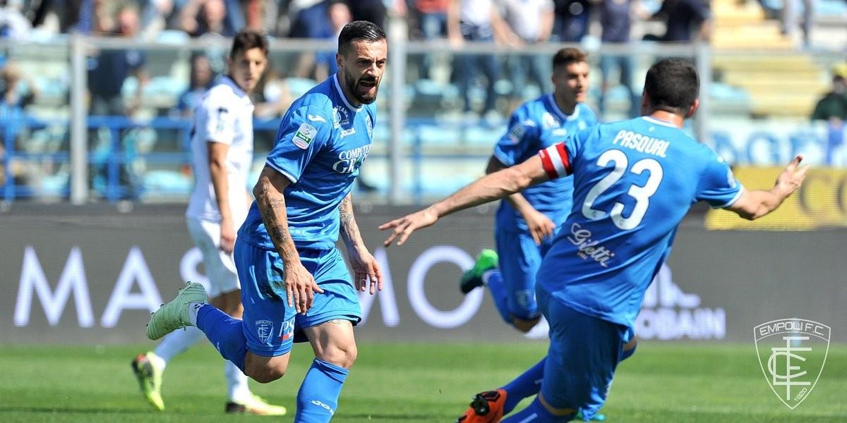 Serie B: delle big vince solo l'Empoli, successo vitale per la Ternana