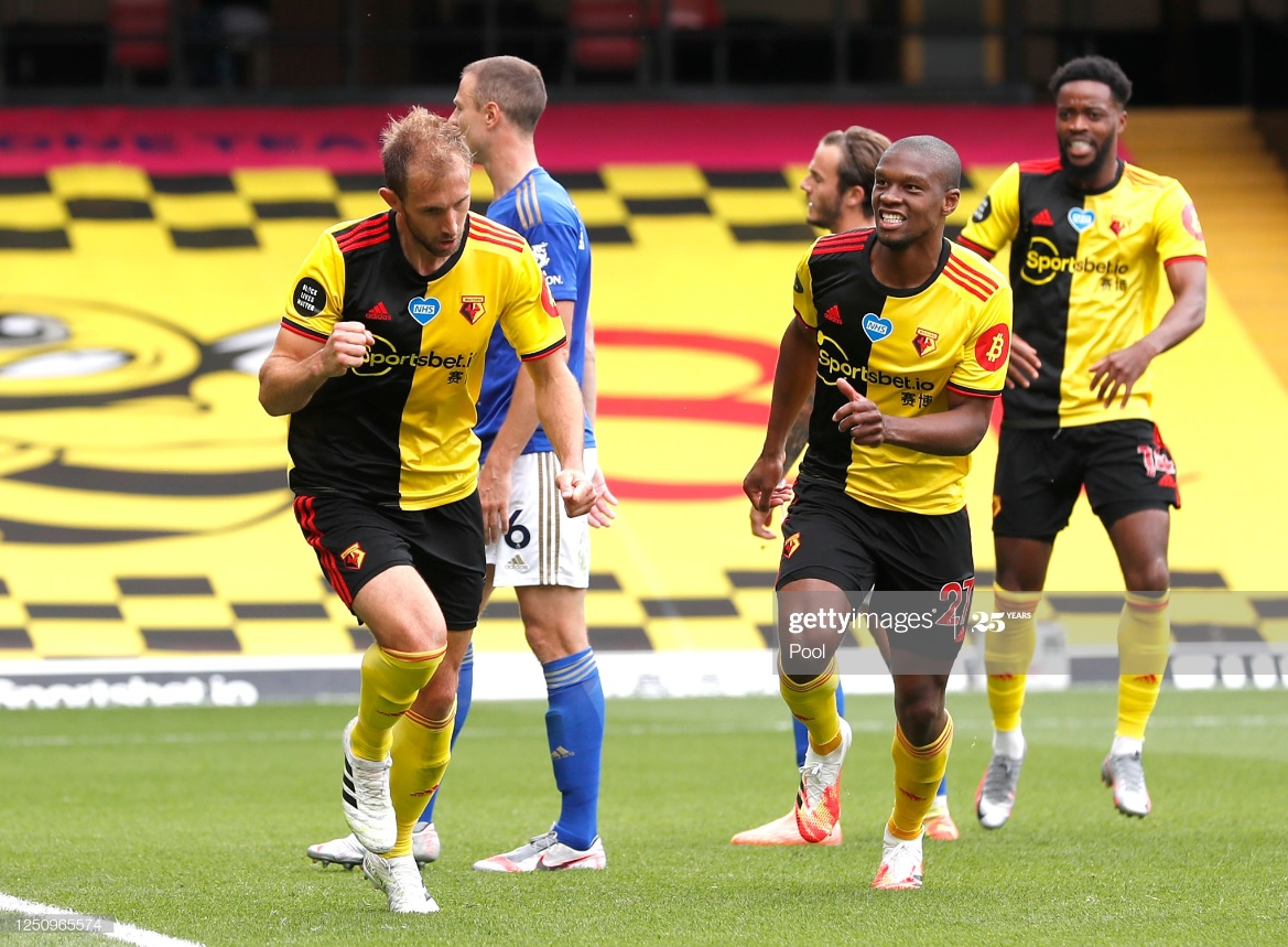 Watford 1-1 Leicester City: Stunning late strikes in Vicarage Road stalemate