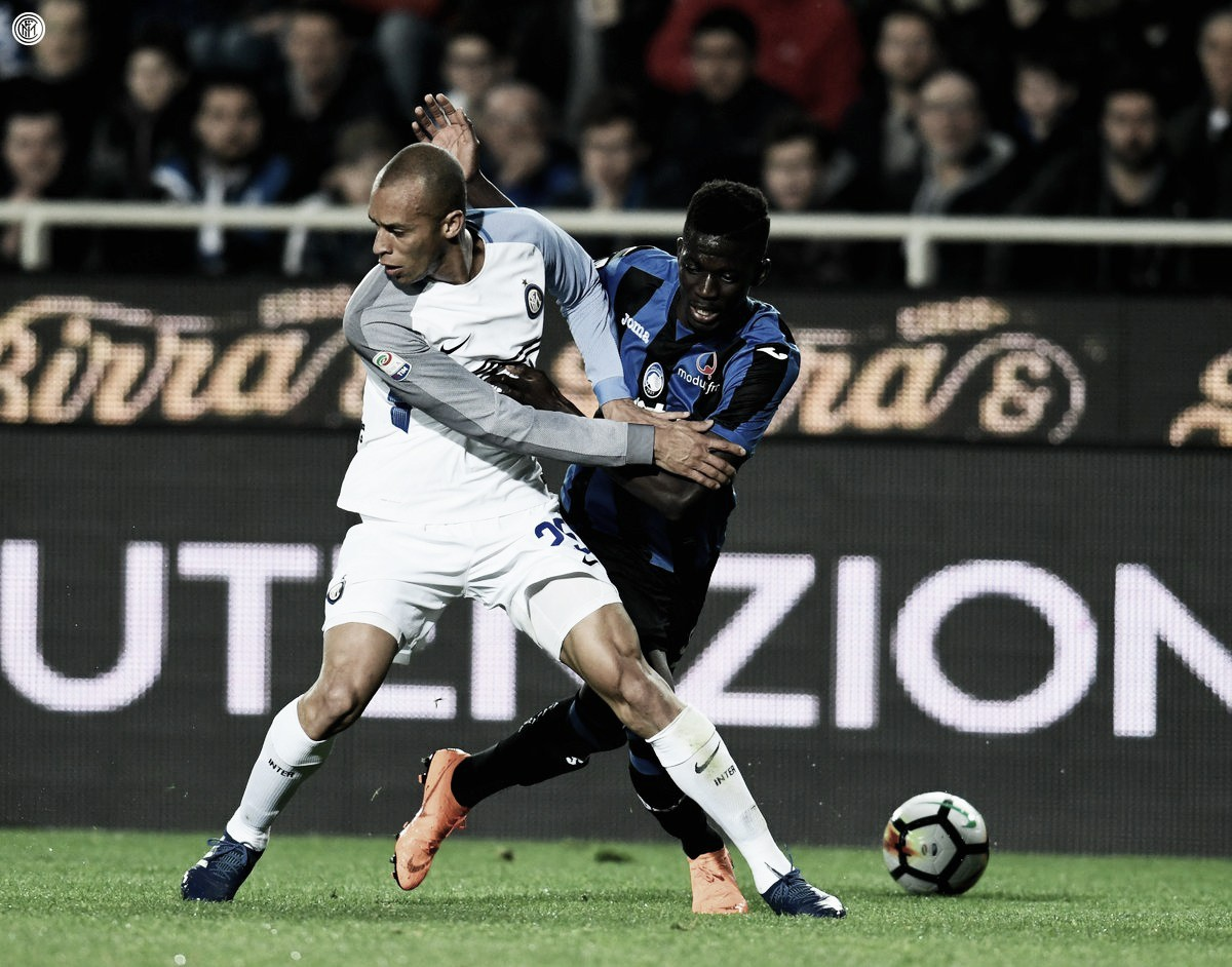 Serie A: reti bianche a Bergamo, 0-0 fra Atalanta ed Inter