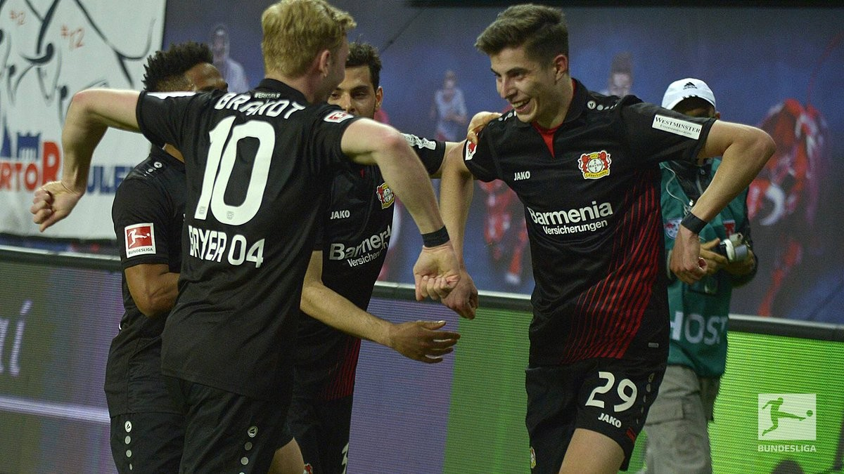 Bundesliga - Rinascita Bayer: poker al Lipsia
