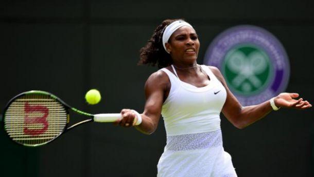 Wimbledon: Serena Williams Fights Off Gasparyan To Advance
