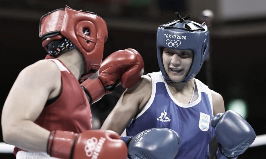 Boxeo: Sánchez cayó en un debut histórico