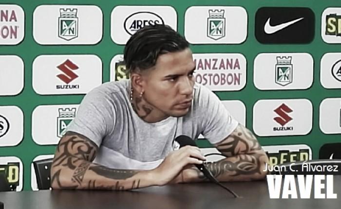 """Dayro Moreno: """"Estamos preparados para sacar un resultado importante"""""""