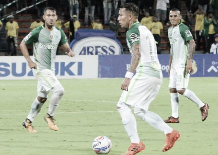 Nacional con la 'magia' de Aldo Leao retomó la punta en la Liga Águila