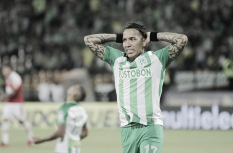 Dayro Moreno no va más con Atlético Nacional