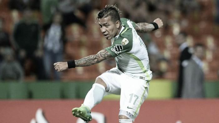 """Dayro Moreno: """"Marcar goles para mi es muy bueno, me motiva seguir marcando más"""""""