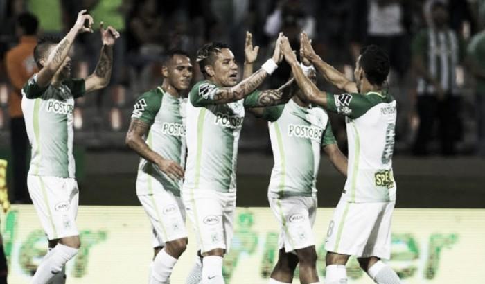 De la agonía al éxtasis, Nacional semifinalista de la Liga Águila 2017-I
