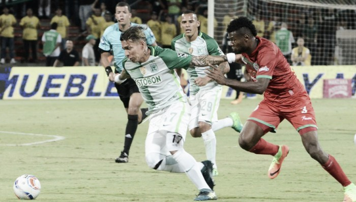 Dayro Moreno, el señor del gol 'verdolaga'