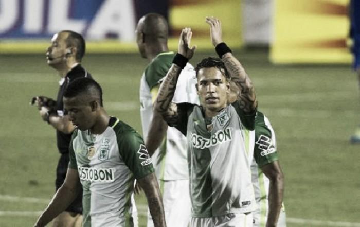 Con intermitencia y leve mejoría, Atlético Nacional derrotó 0-2 a Envigado