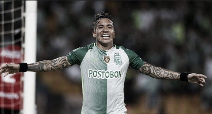 La efectividad sigue 'brillando' en Dayro Moreno
