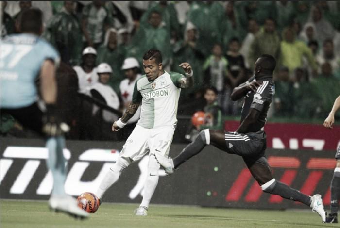 Dayro Moreno y un gol para el paso de Atlético Nacional a la final de la Liga Águila