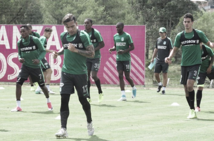 Frenético septiembre para Atlético Nacional