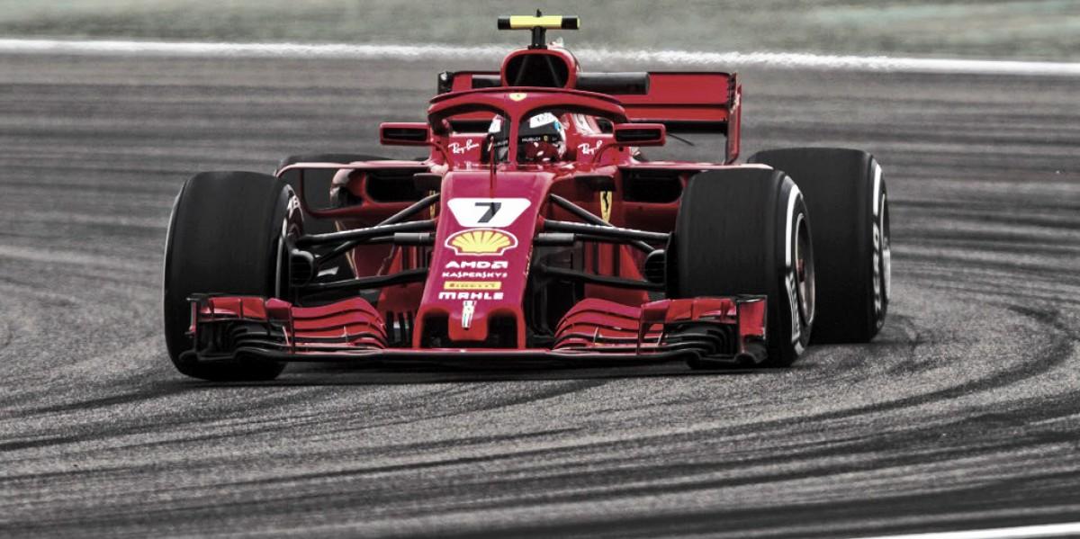 """Räikkönen: """"Los resultados dependen mucho de los neumáticos"""""""