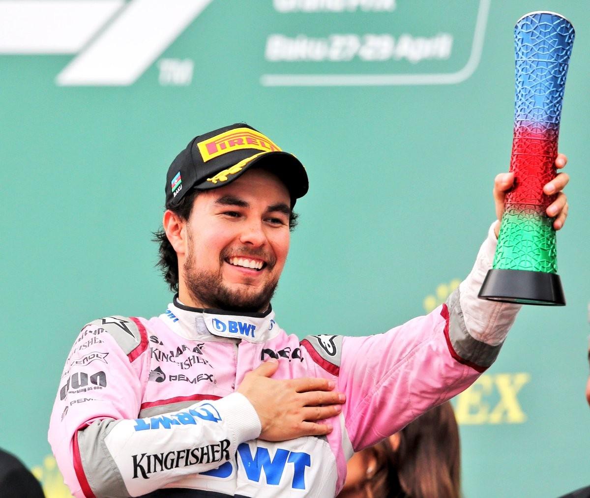 F1, Gp di Spagna - Perez ed Hartley, da Baku a Barcellona per ripartire con lo stesso piglio